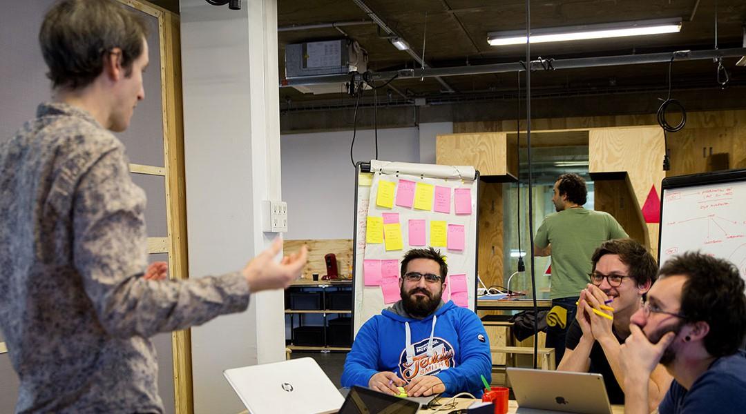 Startuppers : tous au musée !